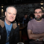 Pictured at the Launch Party for The Cranberries final album 'In the End' at Dolans Warehouse. Picture: Conor Owens/ilovelimerick.
