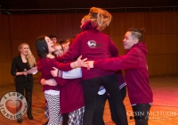 01/03/2015    2015 Intervarsity Dance Competition hosted by Dance UL, one of the universities largest clubs, at the University Concert Hall, Limerick.   Picture: Oisin McHugh      www.oisinmchughphoto.com