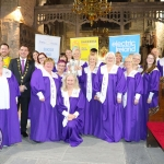 Pictured at the Darkness into Light 2019 press launch in St. Mary's Cathedral. Picture: Orla McLaughlin/ilovelimerick.