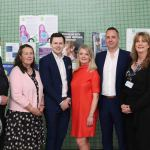 Pictured at the launch of the DEASP Limerick Autism Initiative in the Intreo Centre on Dominic Street are Jim Lynch, DEASP Division Manager, Kat Broderick, DEASP supervsior, Adam Harris, CEO of AsIAm, Denise Houlihan, DEASP event organiser, Neil Hoefig, DEASP Limerick and Helen Mulqueen, office supervisor. Picture: Conor Owens/ilovelimerick.