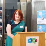 Pictured at the launch of the DEASP Limerick Autism Initiative in the Intreo Centre on Dominic Street was Noreen Murphy. Picture: Conor Owens/ilovelimerick.