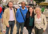 Refugee Doras June event Catherine St-3