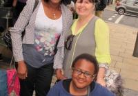 Refugee Doras June event Catherine St-4