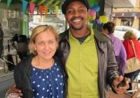 Refugee Doras June event Catherine St-5