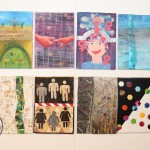 Artwork pictured at the Limerick School of Art & Design for the EQA Patchwork and Quilting Exhibition. Picture: Conor Owens/ilovelimerick.