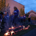 Pictured at the Firewalk for Lola event in aid of ACT for Meningitis at the Greenhills Hotel. Picture: Orla McLaughlin/ilovelimerick.