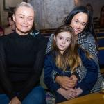 Vicki O'Sullivan, Parteen, with Lexie (8) and Valerie McMahon, Ardnacrusha. Pic: Cian Reinhardt/ilovelimerick