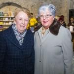 Jean Cunningham and Ann O'Donoghue, MAry Immaculate Community Choir. Pic: Cian Reinhardt/ilovelimerick