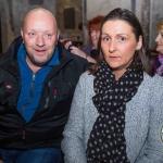 Bernard and Jennifer O'Reilly, Sixmilebridge Pic: Cian Reinhardt/ilovelimerick