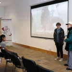 Pictured at the Súl Óg Young Filmmakers Day at Engine on Saturday 30. Picture: Orla McLaughlin/ilovelimerick.