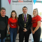 Pictured at the Senior finals for Ireland's Young Filmmaker of the Year Awards 2019 at the Odeon cinema in Castletroy. Picture: Conor Owens/ilovelimerick.