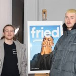 Fried Magazine issue one launch at Ormston House, Limerick held on  Friday, January 29, 2020. Picture: Elysha Ní Chuláin/ ilovelimerick
