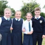 Gaelscoil an Raithin official opening. Picture: Zoe Conway/ilovelimerick. All Rights Reserved.