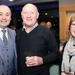 Garda Dave Sheehan event at the Limerick Strand Hotel, February 23, 2018. Picture: Sophie Goodwin/ilovelimerick 2018. All Rights Reserved