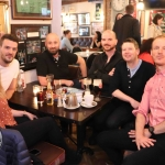 Pictured at Bobby Byrnes pub for the Gateway to Education pub quiz. Picture: Conor Owens/ilovelimerick.
