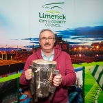 09.10.2018.            Athea and Kilteely strike gold as final decision is too close to call. There were double the celebrations at the Limerick Going For Gold grand final as Athea and Kilteely were jointly named as overall winners of the Limerick Going For Gold competition for 2018.   Pictured at the event was, Anthony Stack, Castletroy. Picture: Alan Place