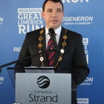 Pictured at Launch of the Regeneron Great Limerick Run at the Strand Hotel February 4 2019 Picture: Conor Owens/ilovelimerick