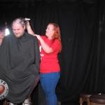 Hair shaving