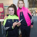 19/2/2017 With Compliments. Booking holidays early this year is essential, with last minute deals set to be few and far between, due to the rush to snap up holidays in the most popular destinations, organisers of the Holiday Show 2017, in association with Shannon Airport, have stated. Attending this years Show in the UL Arena at the weekend were sisters Shonagh (9) Ciara McMahon(11), St Patricks road, Limerick. The show is the biggest of its kind outside of Dublin and will provide holidaymakers with all the answers and tips regarding their holiday, whether it's for their annual holiday, a short break or honeymoon. Photograph Liam BurkePress 22