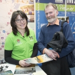 19/2/2017 With Compliments. Booking holidays early this year is essential, with last minute deals set to be few and far between, due to the rush to snap up holidays in the most popular destinations, organisers of the Holiday Show 2017, in association with Shannon Airport, have stated. Attending this years show in the UL Arena at the weekend were Geraldine Lennon from Mayo.ie with Joe Madden Gillogue, Limerick. The show is the biggest of its kind outside of Dublin and will provide holidaymakers with all the answers and tips regarding their holiday, whether it's for their annual holiday, a short break or honeymoon. Photograph Liam BurkePress 22