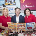 19/2/2017 With Compliments. Booking holidays early this year is essential, with last minute deals set to be few and far between, due to the rush to snap up holidays in the most popular destinations, organisers of the Holiday Show 2017, in association with Shannon Airport, have stated. Attending this years show in the UL Arena at the weekend were Sinead Sheehan, Declan Power and Mary Kennedy from FlyShannon.ie The show is the biggest of its kind outside of Dublin and will provide holidaymakers with all the answers and tips regarding their holiday, whether it's for their annual holiday, a short break or honeymoon. Photograph Liam BurkePress 22