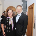 Pictured at the gala fundraiser for the upcoming Lavery/Osborne Symposium in the Hunt museum. Picture: Conor Owens/ilovelimerick.