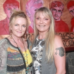 Jennifer McPhilemy and Joan Moloney at the I Heart The Cranberries event as party of Limerick Pride 2018 in aid of Adapt House at Dolans Pub, Thursday, July 5th, 2018. Picture: Sophie Goodwin/ilovelimerick