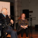Pictured at i.ny event Malachy McCourt in Conversation with Tanya Sweeney held at Dance Limerick on Wednesday, October 16, 2019.