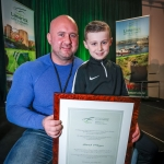 12-12-18 Mayor of Limerick City and County Council James Collins hosted a Civic Reception in recognition of the International Sporting Achievements of Persons from Limerick in 2018
