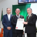 Detective Garda Jerry McCabe Honorary Freedom of Limerick. Picture: Zoe Conway/ilovelimerick 2018. All Rights Reserved.