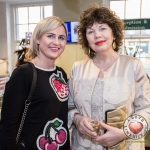 Pictured at the John McNamara Exhibition and Achievement Award at the Hunt Museum were Olive Murphy, Catherine Murphy of Patrickswell. Picture: Cian Reinhardt/ilovelimerick