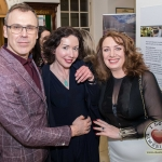 Pictured at the John McNamara Exhibition and Achievement Award at the Hunt Museum were, Pcture: Cian Reinhardt/ilovelimerick