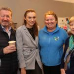 Pictured at Kilmartin's Coffee Morning in conjunction with Live 95, in aid of three Limerick charities, the Children's Grief Centre, CARI and Cliona's at Kilmartin Educational Services center on Friday, November 1. Picture: Kate Devaney/ilovelimerick.