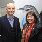 2017-03-20 Launch at the Red Door Gallery, Newcastle West, of Eigse Michael Hartnett 6th, 7th and 8th April 2017 PHOTOGRAPHY: DERMOT LYNCH Cllr Seamus Browne, Abbeyfeale with