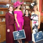 Pictured at the Laurel Hill Fashion Show press launch held at Laurel Hill on Tuesday, February, 11, 2020. Pictures: Beth Pym/ilovelimerick.