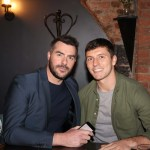 Pictured at the Leon Loves Pigtown with Love Island's Greg O'Shea event at the Tuscany at the Granary on Friday, October 11. Picture: Mia Wang/ilovelimerick.