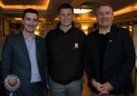 Liam Ahern, 95 fm, Kevin Downes, Limerick Hurler, Brendan Ring, CEO Cliona's Foundation