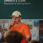 Limerick and Clare Education and Training Board Youth Work Plan Launch, Thomond Park, Thursday, May 31st, 2018. Picture: Sophie Goodwin/ilovelimerick