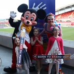 Limerick Autism group launched their #borntostandout campaign in Thomond Stadium on March 26. Picture: Orla McLaughlin/ilovelimerick.