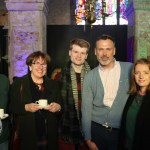 Pictured at the official launch of the new Limerick brandpositioning and international marketing campaign'Atlantic Edge, European Embrace'held at St. Mary's Cathedral on Thursday, January 30, 2020. Picture: Anthony Sheehan/ilovelimerick