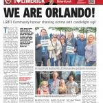 Limerick Chronicle Column 21 june 2016