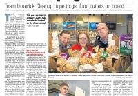 Limerick Chronicle Column 9 February 2016