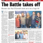 Limerick Chronicle Column 11 October 2016