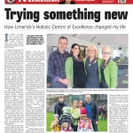 Limerick Chronicle Column 27 September 2016