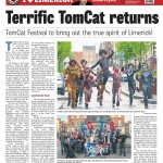 Limerick Chronicle Column 31 May 2016