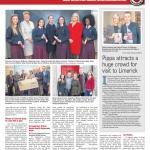 Limerick Chronicle Column 18 October 2016