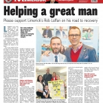 Limerick Chronicle Column Tuesday October 31 pg 62 I Love Limerick