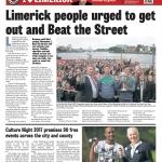 Limerick Chronicle Column Tuesday September 19 pg 46 I Love Limerick