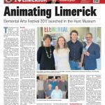 Limerick Chronicle Column Tuesday September 5 pg 44 I Love Limerick