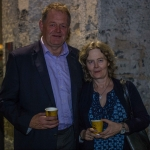 Pictured at the Limerick Civic Trust Autumn Lecture with Stephen Green at St Mary's Cathedral were Michael and Anne Peters, Cahir. Picture: Cian Reinhardt/ilovelimerick